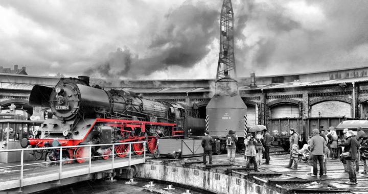 Steam train