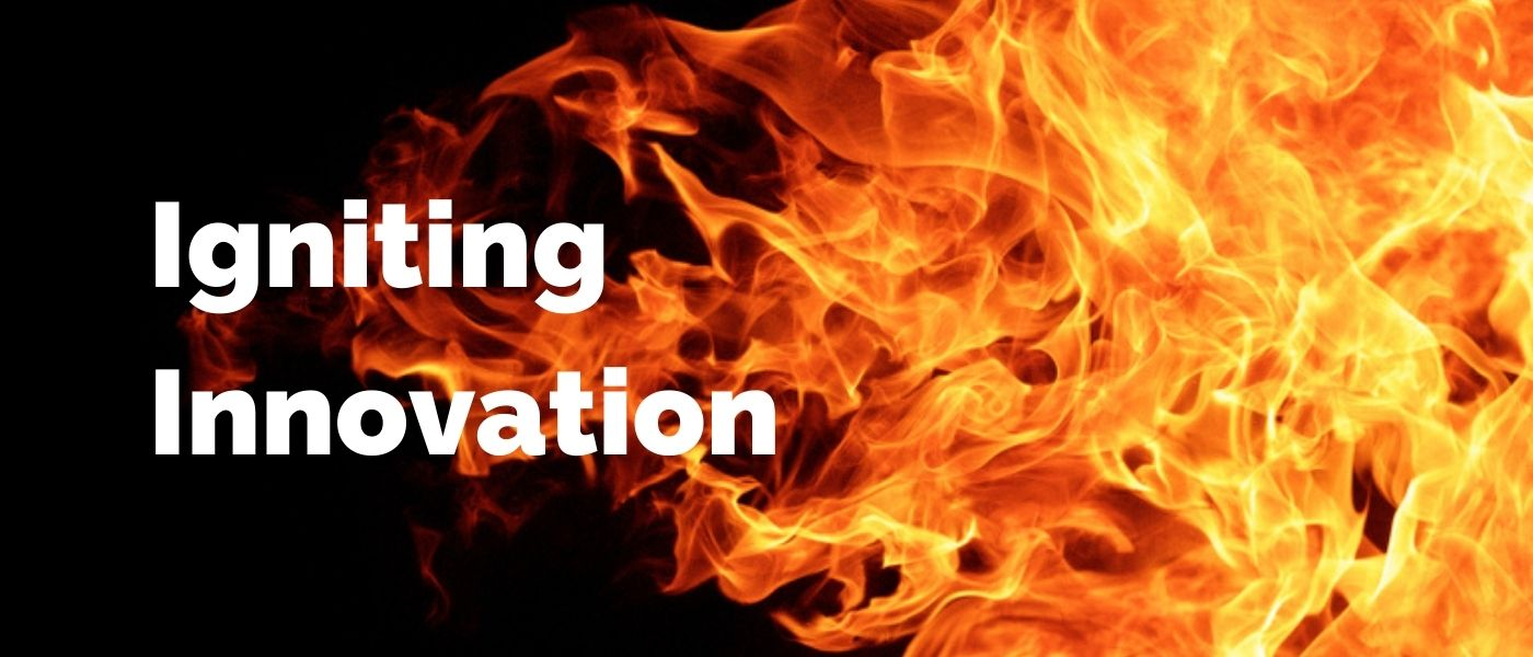 Listen to the Igniting Innovation Podcast now!