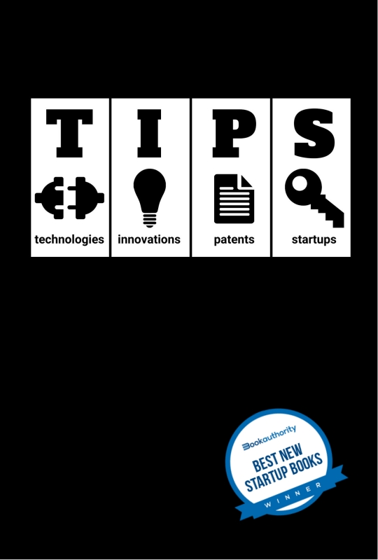 Front cover of TIPS journal