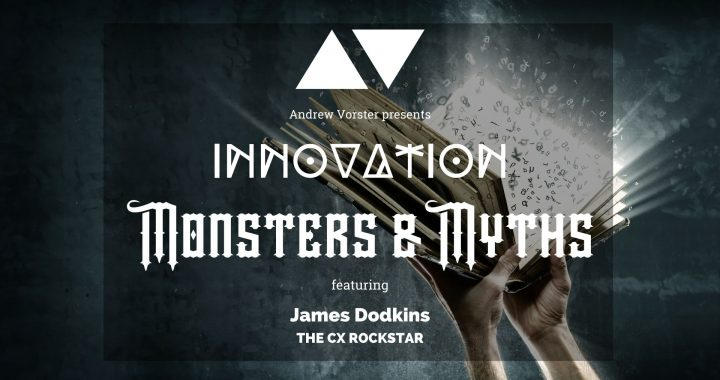 James Dodkins Monsters and Myths interview