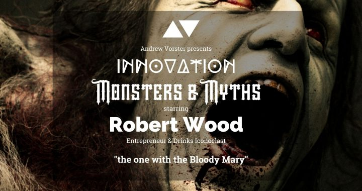 Robert Wood Monsters and Myths interview